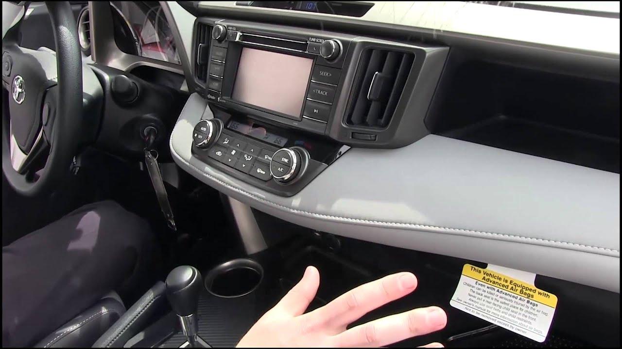 RAV4 CRV Comparison At Toyota West In Statesville, NC