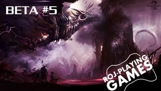 Guild Wars 2 BETA #5 Sylvari Thief (Roj-Playing Games!)