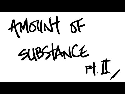 AQA A-Level Chemistry - Amount of Substance Pt. 2 (ideal gas equation)