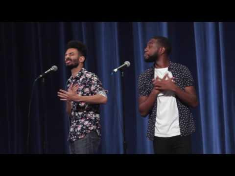 "2016 NPS Finals - Anthony McPherson & Steven Willis - Brooklyn Slam ""Black Panther / F&*k Batman"""
