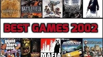 Games of the Year  2002!