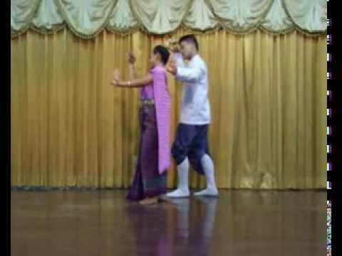 รำวงมาตรฐานเพลงชาวไทย