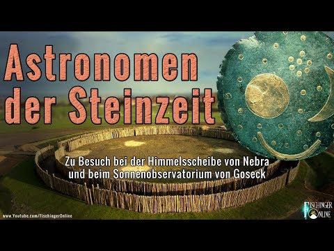 Astronomen der Steinzeit: zu Besuch beim Observatorium von Goseck und der Himmelsscheibe von Nebra