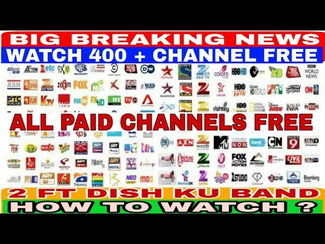 paid channels free