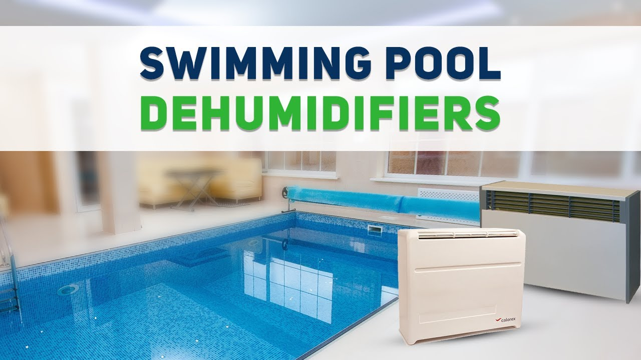 Swimming pool dehumidifier for reducing moisture around swimming pools |  VackerGlobal