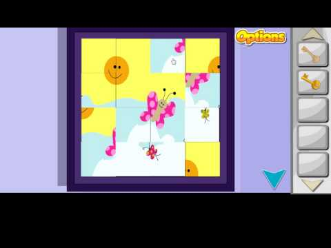 Escape Diamond Bed Room Game Level 4 Walkthrough