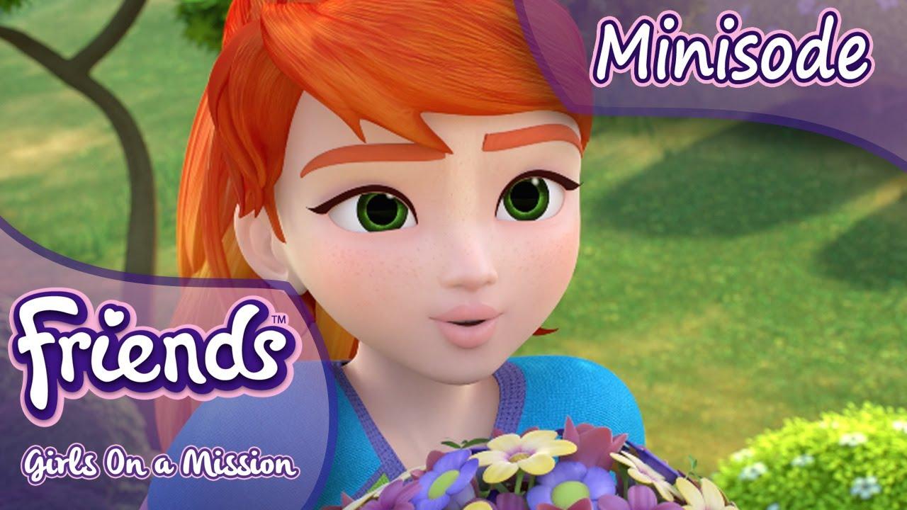 Download Friends: Girls on a Mission   LEGO Minisode   Miarella