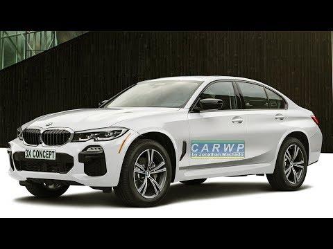 RENDER 2020 BMW 3X-Series SUV Sedan G20
