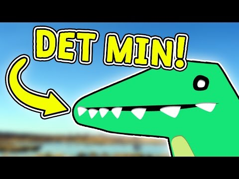 DET MIN KROKODILLE! #2 - Dansk Castle Crashers