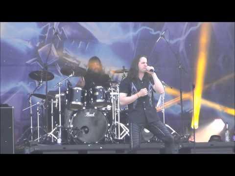 Riot V - Black Leather And Glittering Steel & Johnny's Back Live @ Sweden Rock Festival 2015