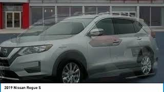 2019 Nissan Rogue Used 2019 Nissan Rogue S 190441