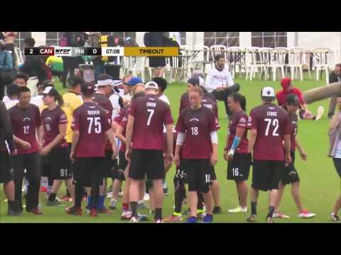 WUGC 2016 - Canada vs Philippines Mixed