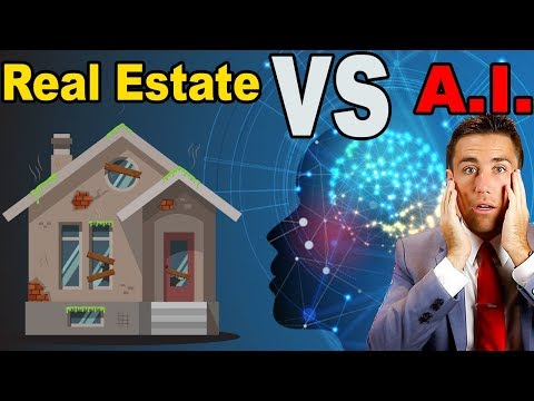 Artificial Intelligence will KILL Real Estate Investing.