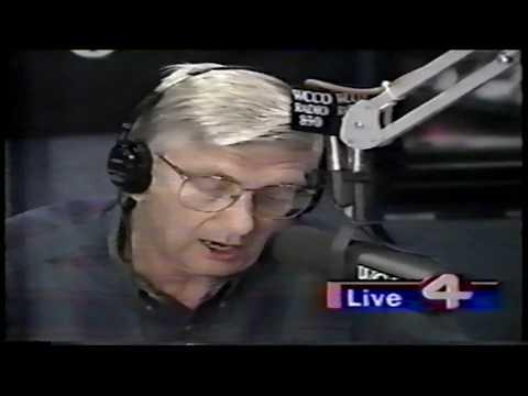 (www.RadioTapes) WCCO-AM Roger Erickson announcing school closings onJanuary 18, 1996