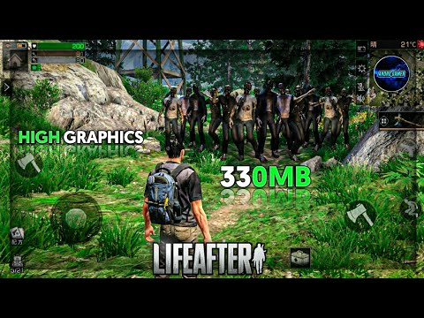 New Update! [330 MB] LifeAfter Highly Compressed (APK+OBB) For Android 2019 Best Graphics Game