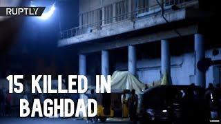 Gunmen in cars open fire at Iraqi protesters: 15 killed, 60 injured (DISTURBING)