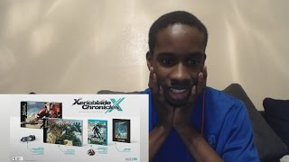 The Art and World of Xenoblade Chronicles X Live Reaction