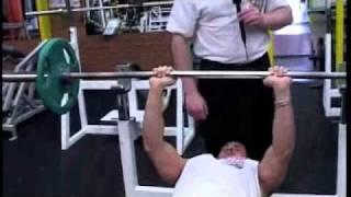 Max's MuscleTV - Nick Selek Trains Triceps