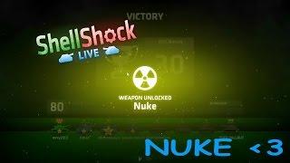 NUKE :^) | Let's Play ShellShock Live #024 | [HD+]