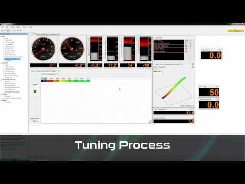 Flex Fuel Setup Tutorial - Haltech DIY Haltech Flex Fuel Wiring Diagram on