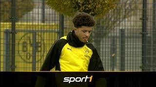 Trotz Verlängerung: Englands Top-Klubs jagen Jadon Sancho   SPORT1 - TRANSFERMARKT