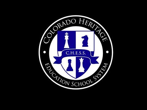 Colorado Heritage Education School System High School Heritage Chorale Fall 2019 Concert