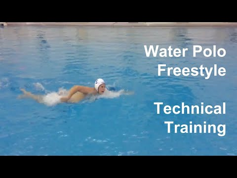 Freestyle for Water Polo Athletes