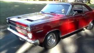 Tallahassee Classic Cars: 1966 Mercury Comet Caliente at Maclay Motors
