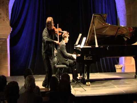 Franz Schubert : Fantaisie pour violon et piano en Ut majeur D 934