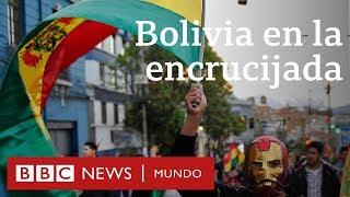 Evo Morales: la encrucijada de Bolivia tras las elecciones    BBC Mundo