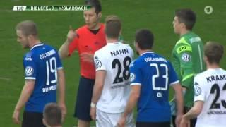 Arminia Bielefeld vs. Borussia Mönchengladbach 6-5 (1-1) n.E. |ARD| (08.04.15)