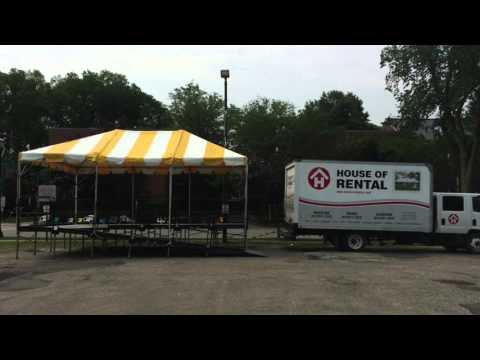 House of Rental, Tent Rental.  Party Rental. Chicago Events.