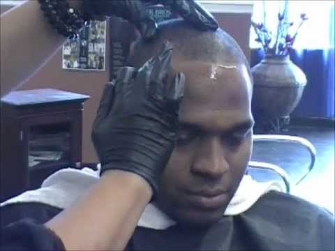 Bigen Black Out Haircut How To Save Money And Do It