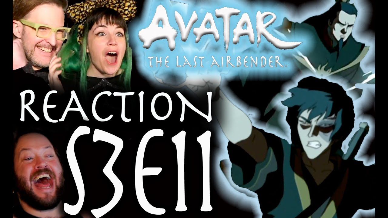 """Download REDIRECT THAT LIGHTNING!! ⚡️ Avatar: The Last Airbender S3x11 """"Day of Black Sun, Part 2"""" REACTION!"""