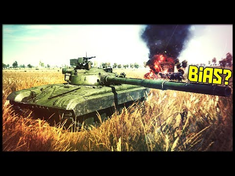 B is for Bias || T64B (War Thunder Tanks Gameplay)