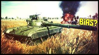 B is for Bias    T64B (War Thunder Tanks Gameplay)