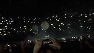 MUSE - Drones Intro + Reapers / Drones World Tour Live @ Mexico City 2015