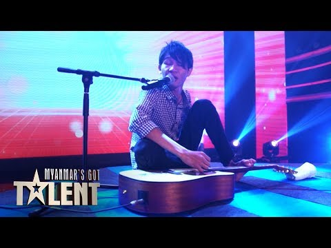 Mee Wai: Semi-Final 3 | Myanmar's Got Talent 2018