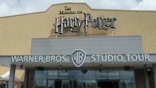 the harry potter studio tour warner bros studio tour london full experience