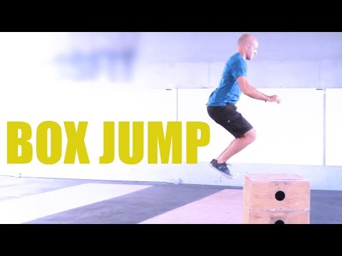 HOW TO IMPROVE BOX JUMPS Paradiso CrossFit