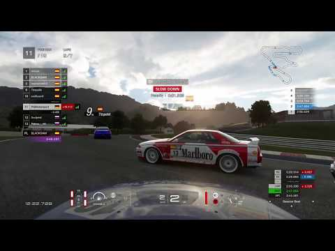 Gran Turismo™SPORT FIA GT Nations Cup Test Race 45 Kyoto Nissan Skyline GT-R N300 Onboard
