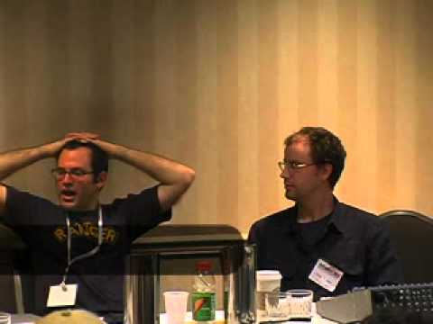 Pot Luck Audio Conference 2008: Electronic Knowledge