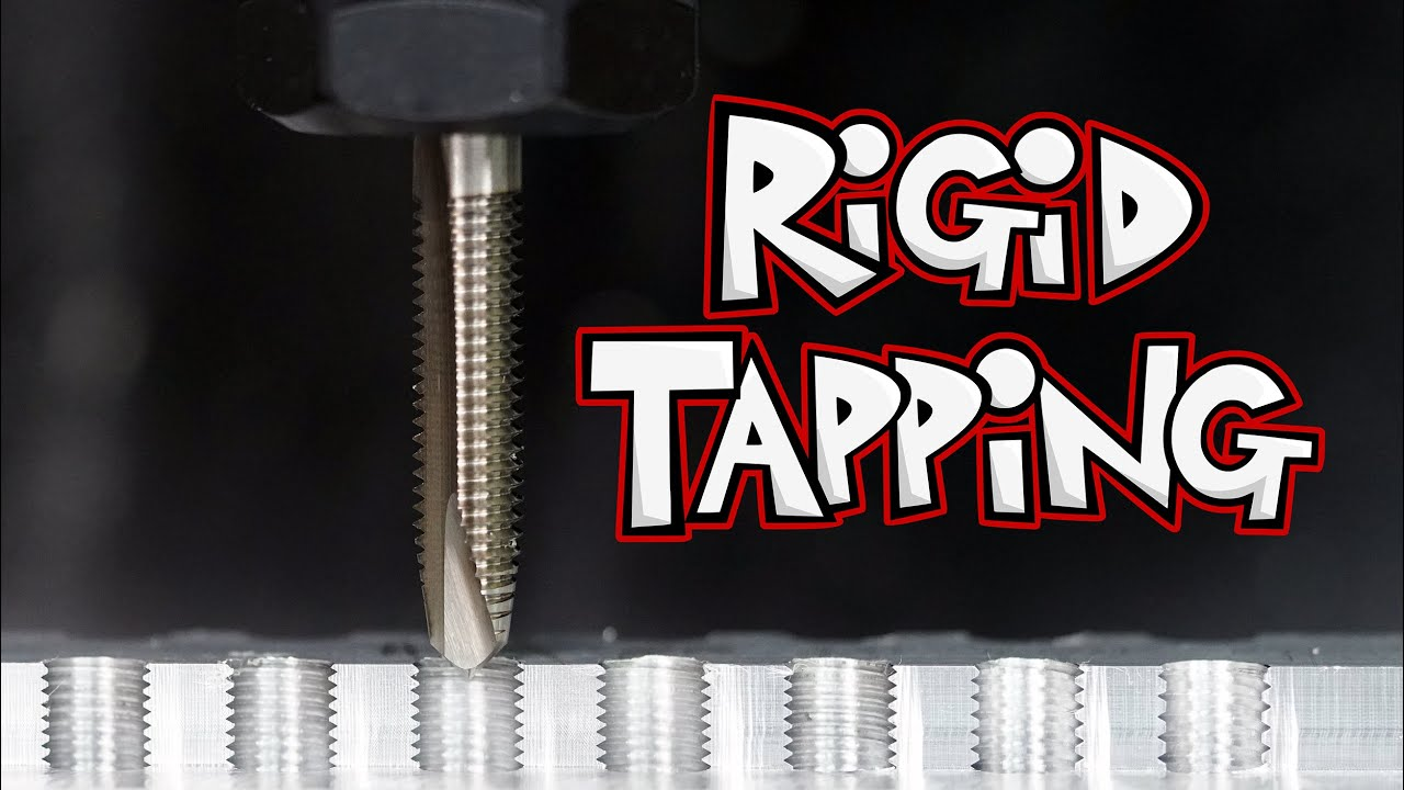 Download Rigid Tapping with New Motor and VFD (DIY CNC Mill Upgrades 3)