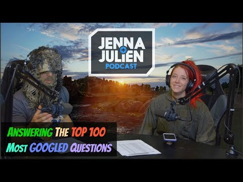 Podcast #146 - Answering The Top 100 Most Googled Questions