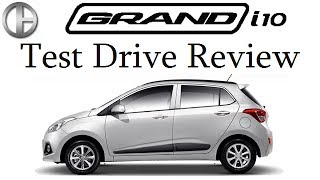 Hyundai Grand i10 Review & Test Drive- Mileage, Features, Specs, Ride & Handling By Car Blog India