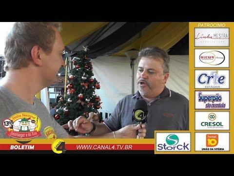 BOLETIM DO XIXO Prefeito de Matos Costa conta as novidades da cidade e fala sobre a festa