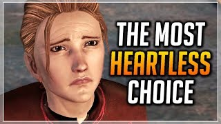 Скачать Dragon Age Origins The Most Heartless Choice