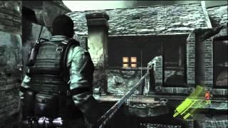 Resident Evil 6 - Chris Demo