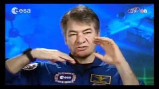 Pulsar: Nespoli e Vittori raccontano la vita sulla ISS
