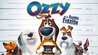 OZZY, LA GRANDE EVASION - Bande-annonce VF (Avec la voix de Ramzy)